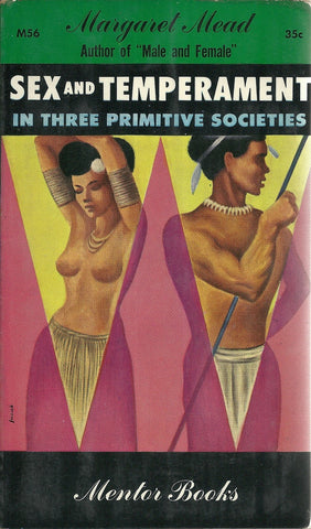 Sex and Temperamet in Three Primitive Societies