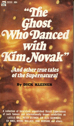 The Ghost Who Danced with Kim Novak