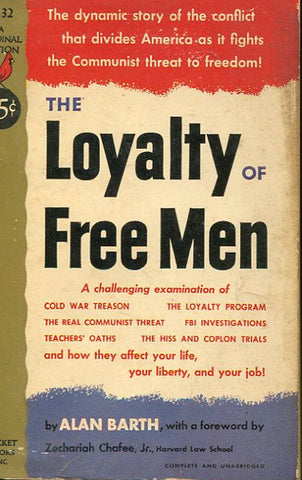 The Loyalty of Free Men