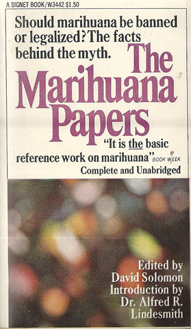 The Marihuana Papers