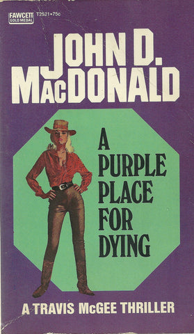 A Purple Place to Die