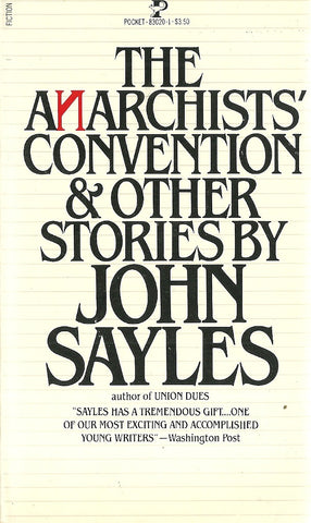 The Anarchists' Convention & Other Stories