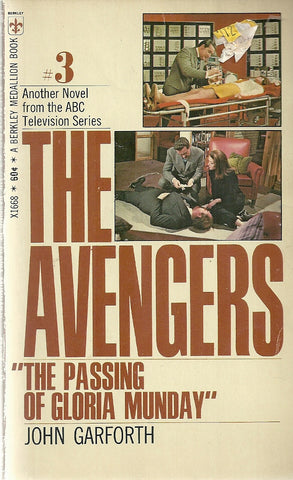 The Avengers The Passing of Gloria Munday