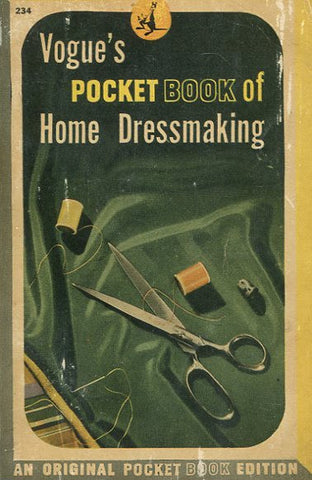 Vogue's Pocket Book of Home Dressmaking