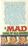 A Mad Look at Old Movies