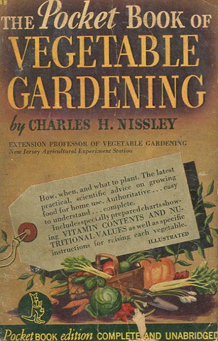 The Pocket Book of Vegetable Gardening