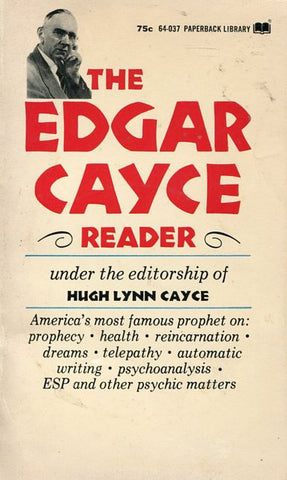 The Edgar Cayce Reader