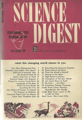Science Digest November 1948