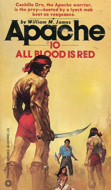 Apache All Blood is Red