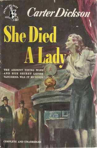 She Died A Lady