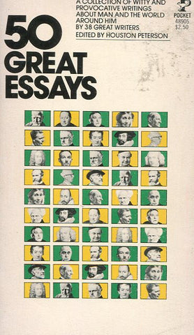 50 Great Essays
