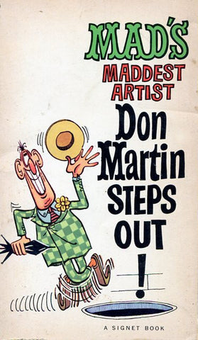 Don Martin Step's Out