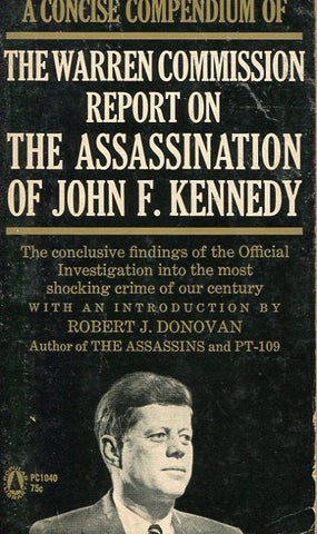 The Warren Commission Report on the Assassination of John F. Kennedy