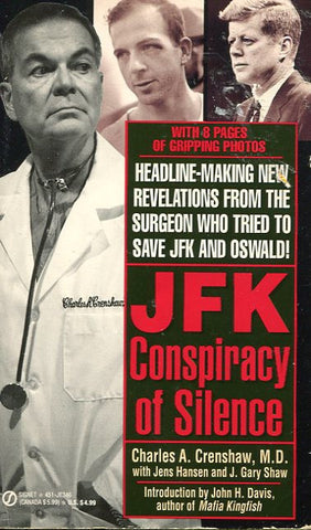 JFK Conspiracy of Silence