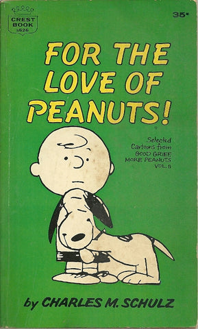 For the Love of Peanuts!