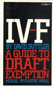 IV-F A Guide to Draft Exemption