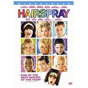Hairspray (DVD, 2007, Widescreen)