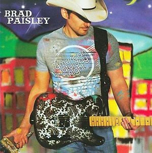 American Saturday Night by Brad Paisley