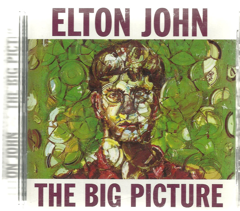 Elton John The Big Picture