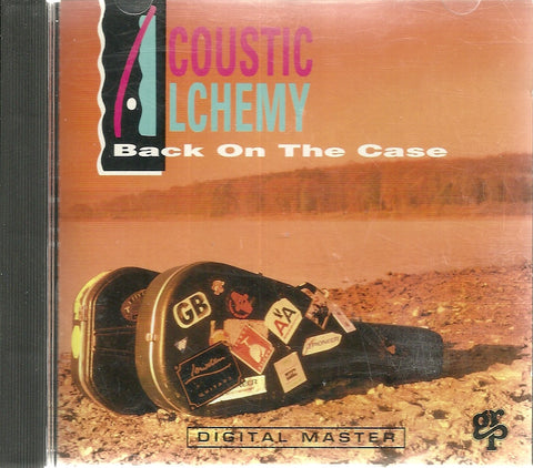 Back on the Case, Acoustic Alchemy
