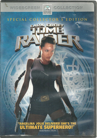 Lara Croft: Tomb Raider (DVD, 2001, Collector's Edition)