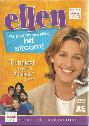 Ellen - The Complete Season 1 (DVD, 2004, 2-Disc Set)