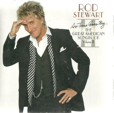 As Time Goes By: The Great American Songbook, Vol. 2 by Rod Stewart