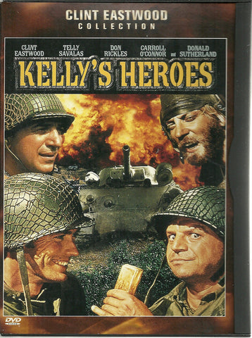 Kelly's Heroes (DVD, 2000, Clint Eastwood Collection)