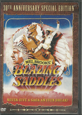 Blazing Saddles 30th Anniversary Edition