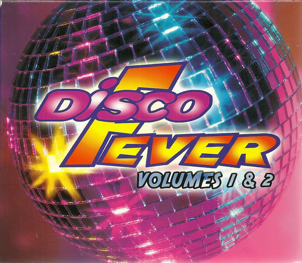 Disco Fever, Vol. 1-2 [SPG] [Box] by Various Artists