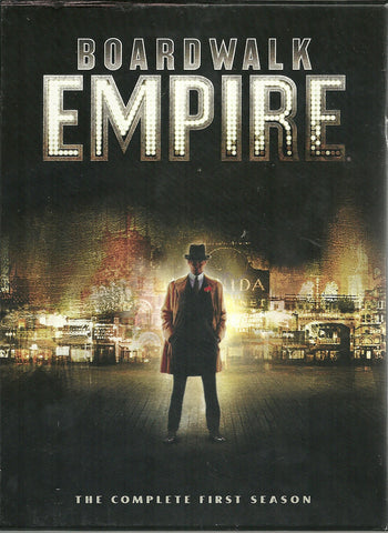 Boardwalk Empire Season One