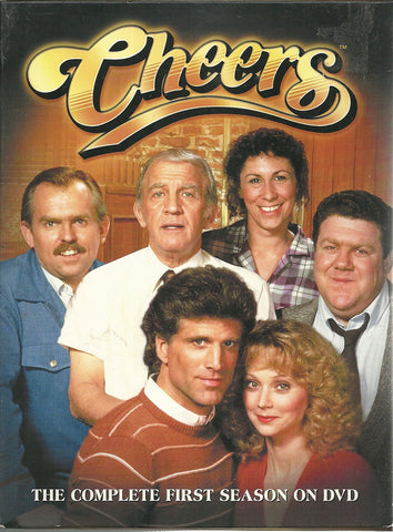 Cheers - The Complete First Season (DVD, 2003, 4-Disc Set)