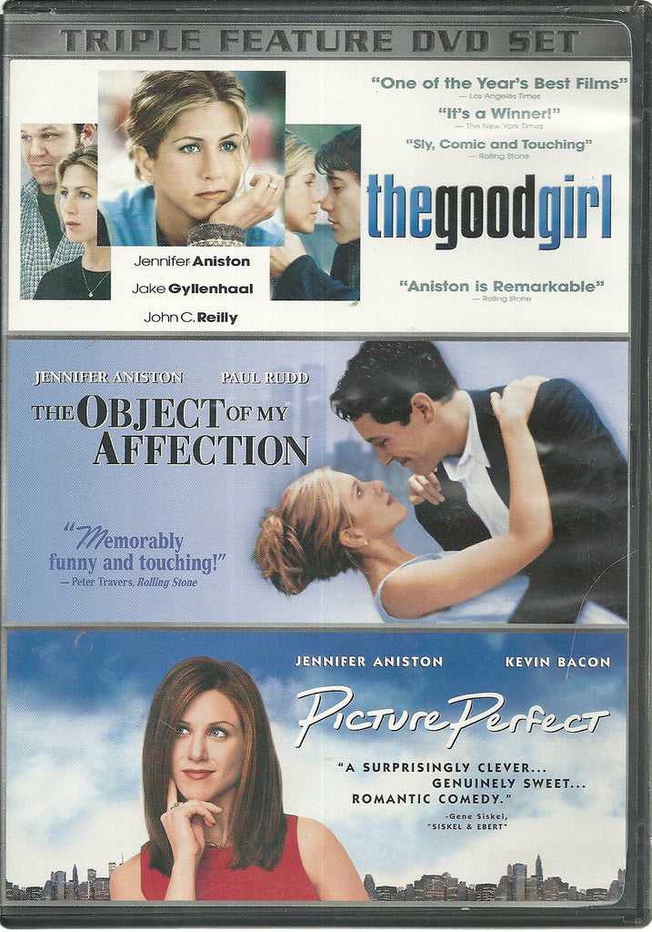 The Good Girl/Object of my Affection/Picture Perfect (DVD)