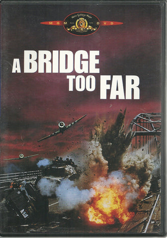 A Bridge Too Far (DVD, 1998)