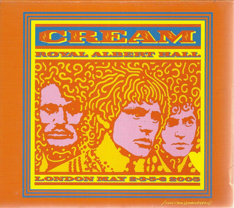 CREAM at Royal Albert Hall