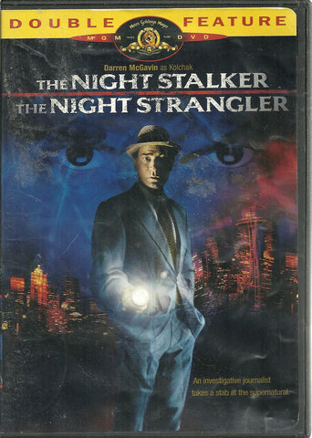 The Night Stalker/The Night Strangler