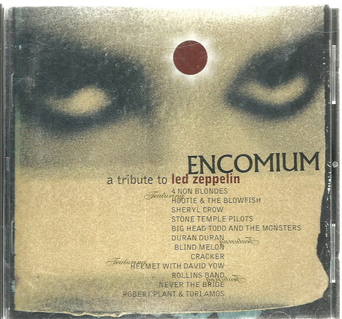 Encomium: A Tribute to Led Zeppelin by Various Artists