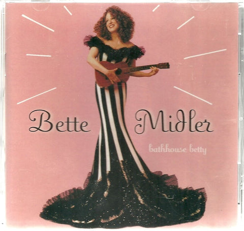 Bathhouse Betty by Bette Midler Popular CD