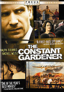 The Constant Gardener (DVD, 2006, Anamorphic Widescreen)
