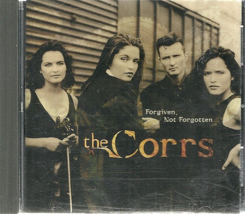 Forgiven, Not Forgotten by The Corrs Folk CD