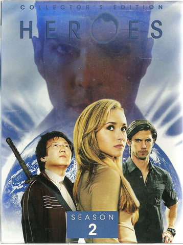 HEROES-Season-2-DVD-Collectors-Edition
