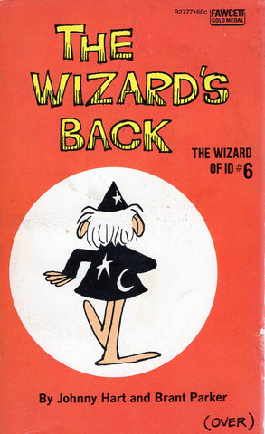 The Wizard's Back #6