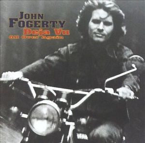 Deja Vu All Over Again by John Fogerty CD