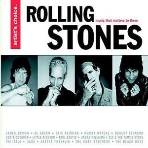 Artist's Choice: Rolling Stones by The Rolling Stones Rock/Blues CD