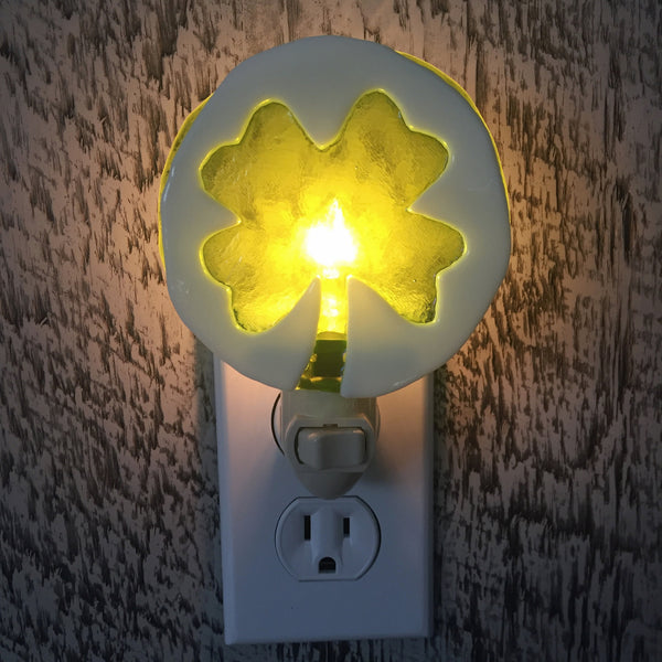 St. Patricks Day Night Light