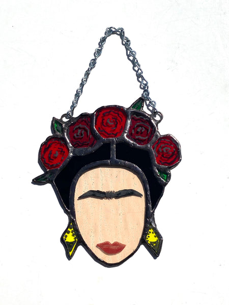 Frida Suncatcher —The C Glass Studio