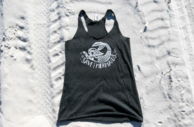 Save the Mermaids Tank top