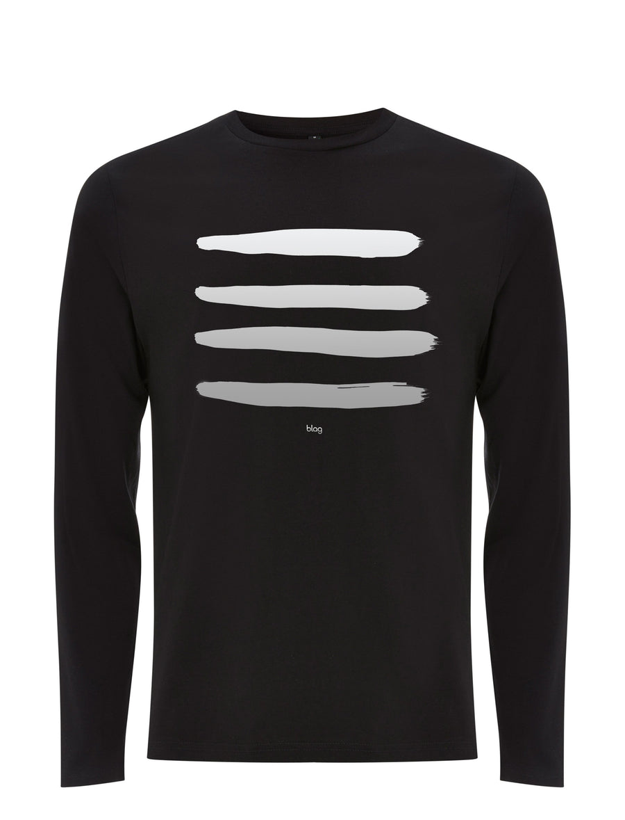 Stripes Long Sleeve T-Shirt | More Colours...