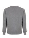 Untitled | Melange Grey Sweatshirt