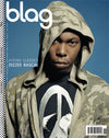 Dizzee Rascal BLAG Magazine Cover Photographer: Sarah J. Edwards, Art Direction: Sally A. Edwards. All Rights Reserved by BLAG UK Ltd.